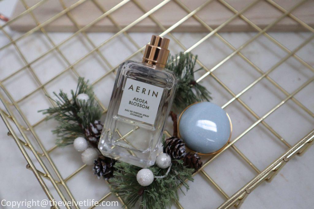 Aerin Aegea Blossom Eau de Parfum review