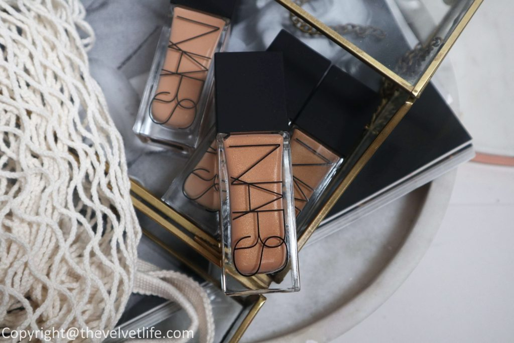 Nars Tinted Glow Booster review swatches
