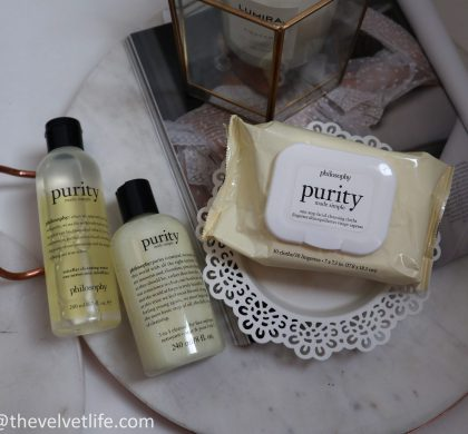 Philosophy Skincare Cleansing Essentials