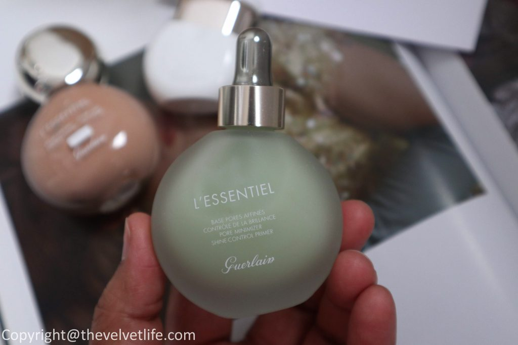 Guerlain L'Essentiel Pore Minimizer & Shine-Control Primer review