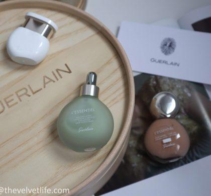 Guerlain L'Essentiel Pore Minimizer & Shine-Control Primer – NEW