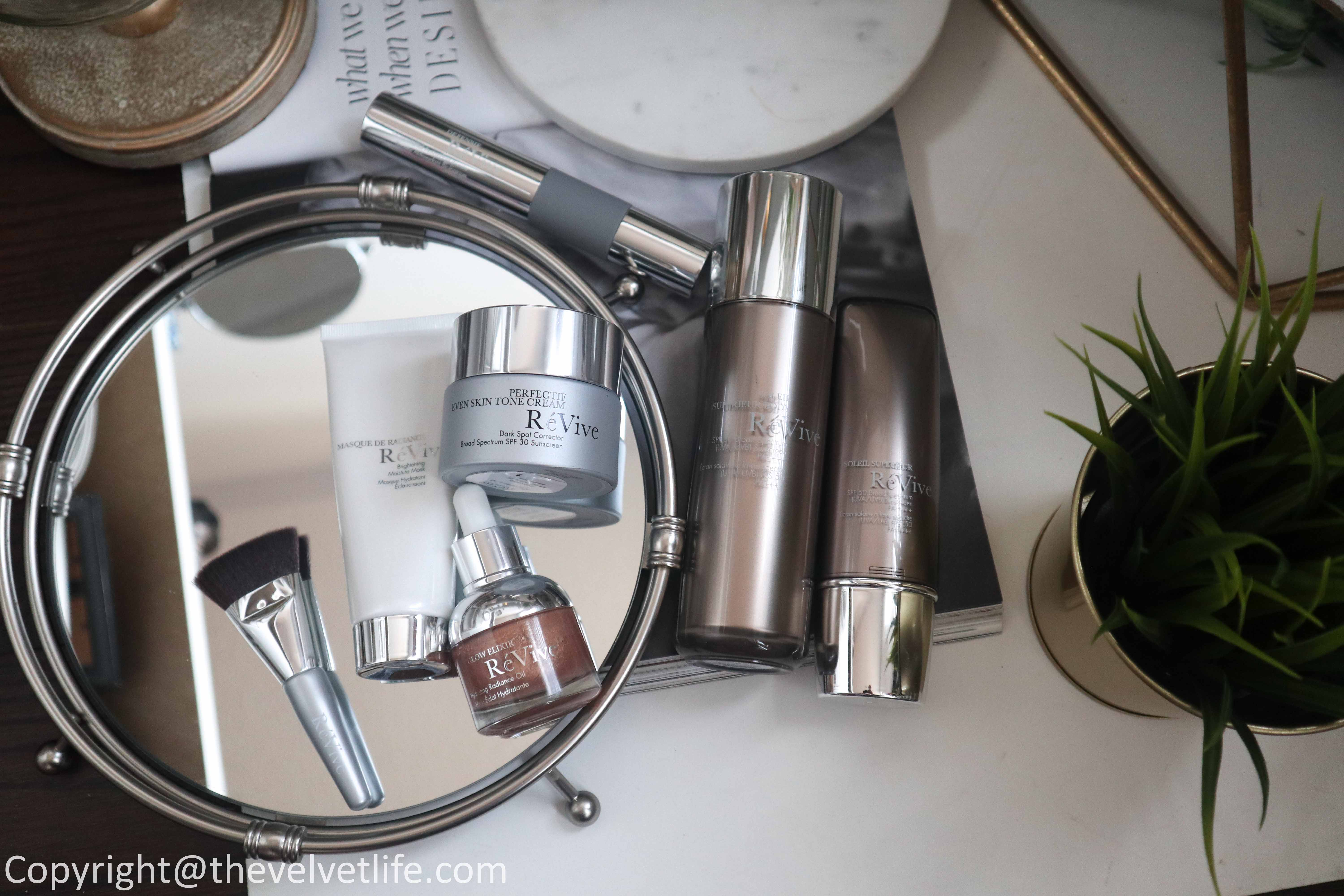ReVive Skincare – What I Am Currently Loving