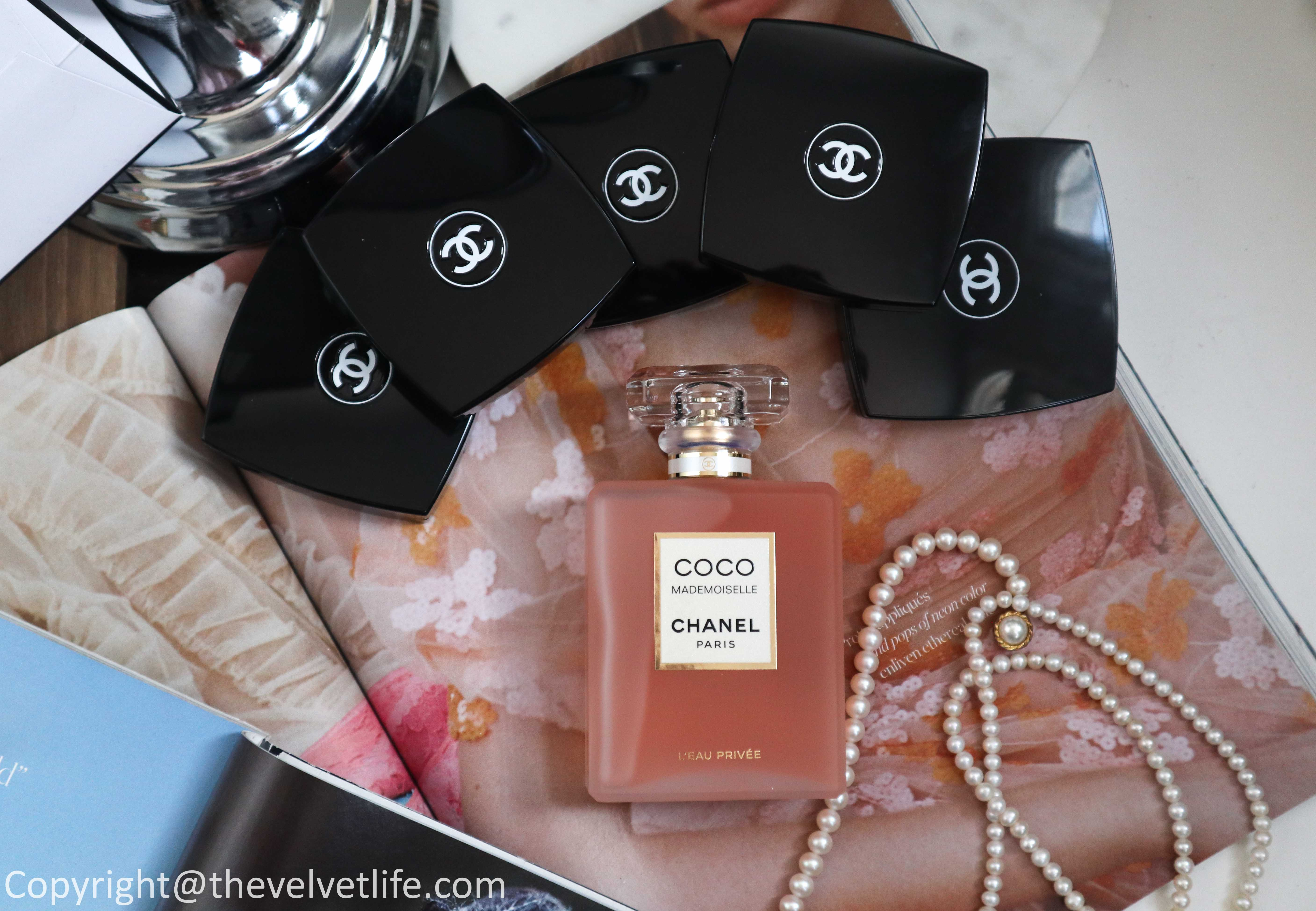 Chanel Coco Mademoiselle L'Eau Privée review