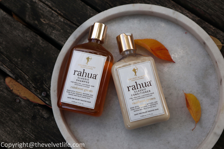 Rahua Classic Shampoo, Classic Conditioner review